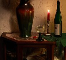 German Wine and Roses by FrankSchmidt