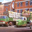 Scammell mechanical horse. by Mike Jeffries