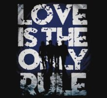 Bon Jovi - Love's The Only Rule by Steelbound