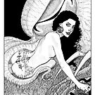 Erzulie calls down the Great Cthulhu by nouvellegamine