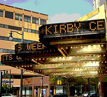 """The Kirby Center"" by Gail Jones"