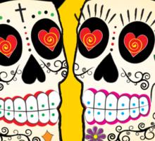 Los Novios (Spanish) Sticker