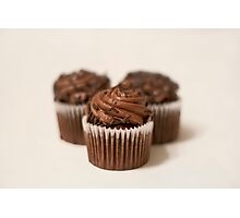 Chocolate Indulgence Photographic Print