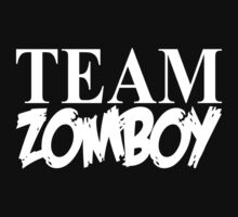 Team Zomboy Back by mandoburger