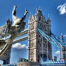 London Tower with a New Look by Thasan
