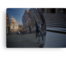 st paul cathedral london  Canvas Print