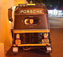 Porsche Designed Auto Rickshaw in Kochi, India by not-home.com - We Travel