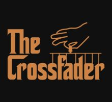The Crossfader ( orange ) by karlangas