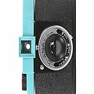 Diana F Phone Case by redbigbike