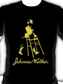 Johnnie Walker Parody T-Shirt
