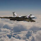 Avro Vulcan - The Guardian by warbirds