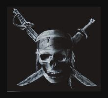 jolly roger stick by artvagabond
