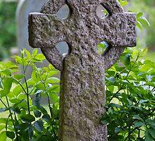 Stone Cross by Melodee Scofield