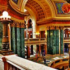Wisconsin State Capitol by EBArt