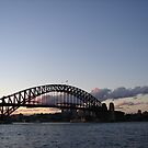 Sydney Harbor Bridge by AHakir