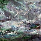 Farming the wind by Maxine Dodd