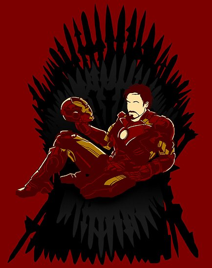 Iron Throne by zerobriant