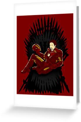 Iron Throne by zerobriant