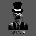 Silencio- phone case by HoppyNinja