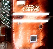 RememberingThe Days of Old & Coca Cola by deborah zaragoza