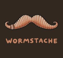 Wormstache by Paintz