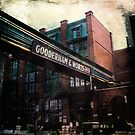 Grunge Toronto - The Distillery District by thebrink