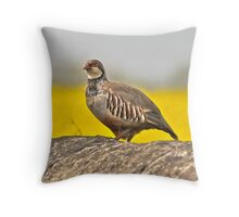 Couldn't Find a Pear Tree Throw Pillow