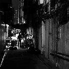 HK Alley by Pat Lynch