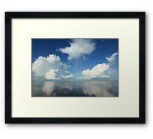 """Somewhere over the rainbow"" Framed Print"