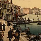 Vintage Venice by CalicoCollage
