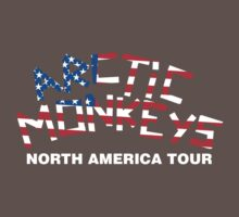 Arctic Monkeys - North America Tour by 0llie