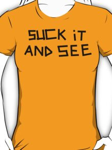 Arctic Monkeys - Suck It and See 2 T-Shirt