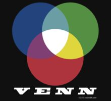 Venn Logo by room34