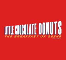 Little Chocolate Donuts by room34