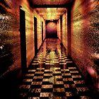 Corridor  by Ian Jeffrey