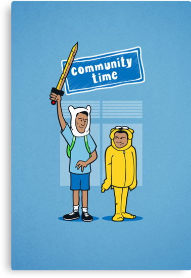 Community Time! by powerpig