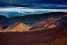 Haleakala Crater by Alex Preiss