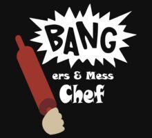Bangers & Mess Tee by patjila