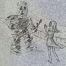 """""""The Golem"""" by Alena Mananskaya by Steven Mace"""