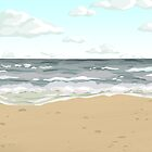 Beach by thedustyphoenix