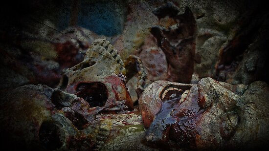 Zombie by Jessica Liatys