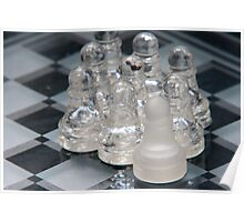 Chess Follow Poster