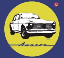 Volvo Amazon by Robin Lund