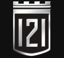Volvo Amazon 121 crest emblem by Robin Lund