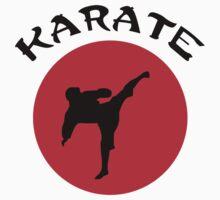 Karate Rising Sun Kids Clothes