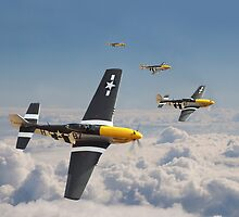 P51 Mustang - Mission Complete by warbirds