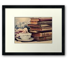 The Best Companions Framed Print