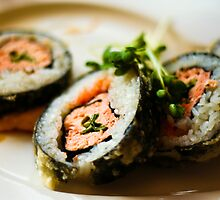 Dragon Eye Sushi by Angelo Narciso