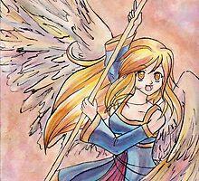 Quartz Wings  by Raichana