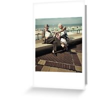 Here we should go my dear, this year !! Greeting Card